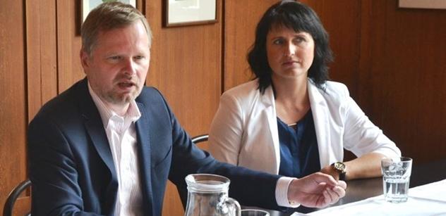 Olomoucká ODS nominovala na předsedu strany Petra Fialu