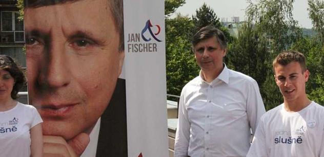 Fischer o členství v KSČ: Dělal jsem svou práci, které jsem zatraceně dobře rozuměl
