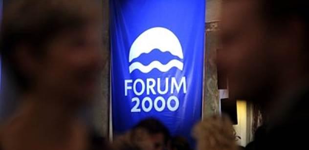 Forum 2000 chce navázat na Havla a posílit demokracii v nejisté době. Poradit přijede i kníže z Monaka