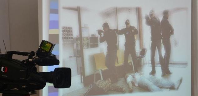 Jihočeský kraj: Ozbrojený útočník, to je pilotní projekt prevence útoku ve školním prostředí