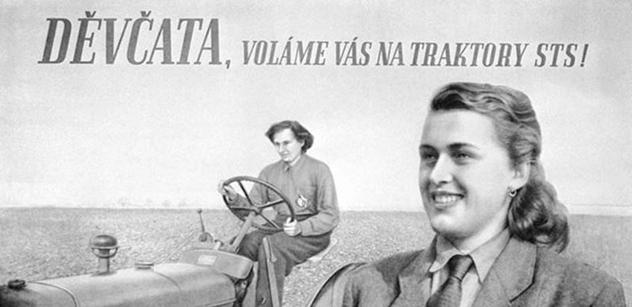 Robert Malecký: Gottwald ve vedení Senátu. Jak to bylo s útlumem živností po roce 1948?