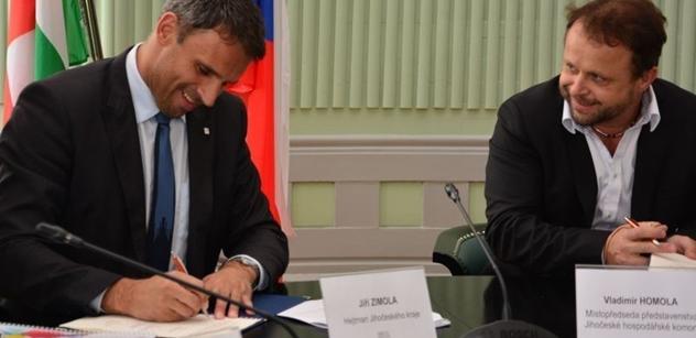 Na jihu Čech by měla vzniknout nová koalice vedená ČSSD