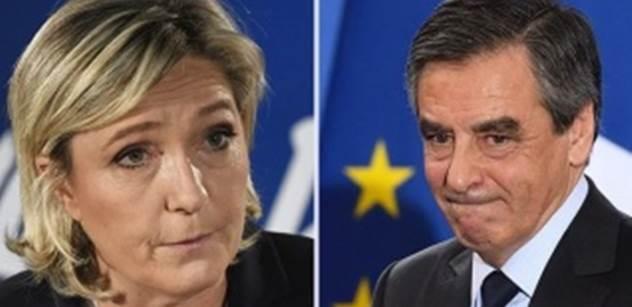 Těžké dilema pravicového voliče. Politolog Sokol jej ukazuje na souboji Le Penové s Macronem
