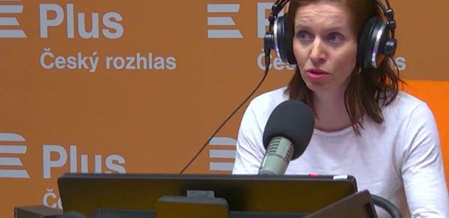 """""""Tohle mi zavání rasismem!"""" Fridrichová podsouvala socioložce otázku k Číně. A velice tvrdě u ní narazila"""