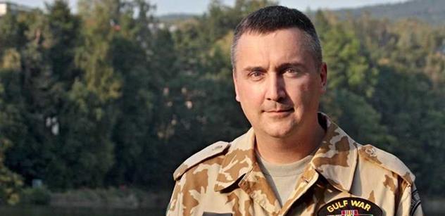 Vojenský veterán, který u Jílkové kritizoval Marka Obrtela: Jaké že zločiny páchají naši vojáci? Oni slouží dobře