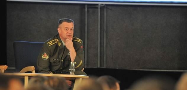 Generál Žižka z Bruselu: Rusko je připraveno dosáhnout svého, ať máme jakýkoliv názor. Utahování opasku obraně povede k impotenci Evropy