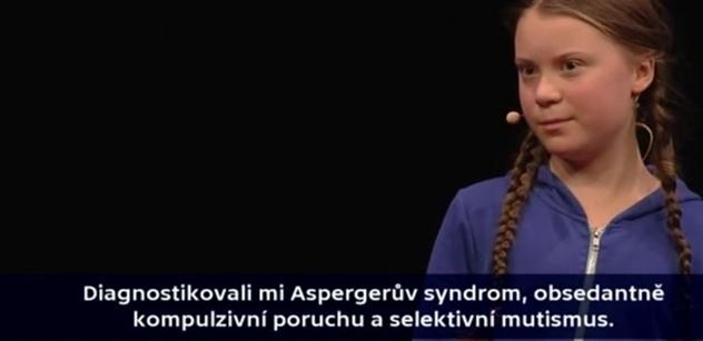 Nobelovka? ČT 8 minut vysílala o Gretě Thunbergové. Padly vážné informace