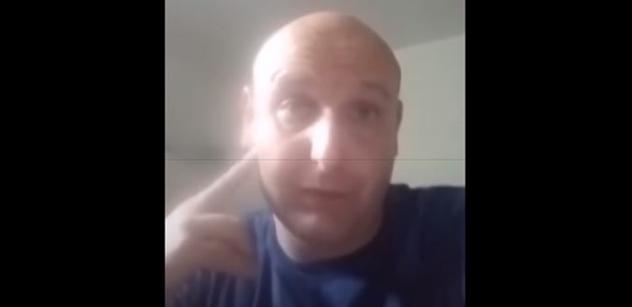 VIDEO Budeme vás bít! Rouškové gestapo: 50 lidí prý mlátí lidi bez roušek