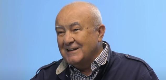 Hannig (APB): Chci prosadit Zákon o českém jazyce a kultuře