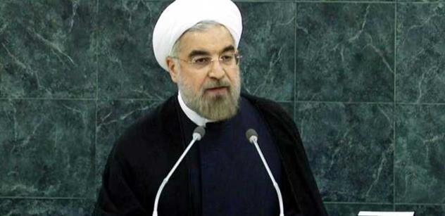 Jaderná dohoda s Íránem odvrátila vojenskou konfrontaci a také toto, ukazuje publicista Veselý