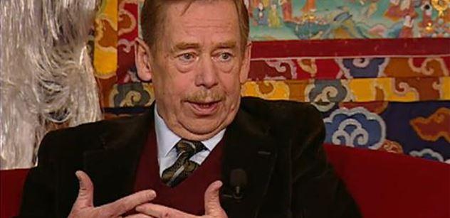 EU proti vůli národů, správně! řekl Havel a Jan Kraus kýval. Bude vás mrazit
