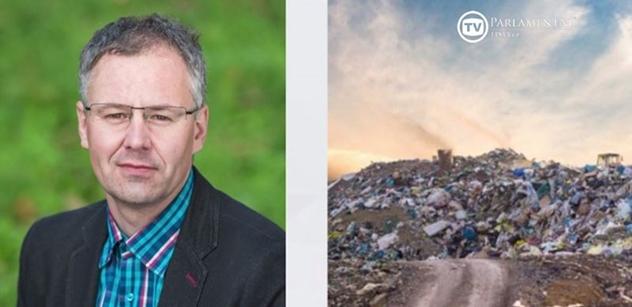 Regionální TV: Dánsko pro nás není vzorem, vyšší kapacita spaloven z nás učiní popelnici Evropy