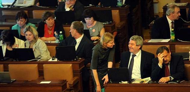 Sněmovna schválila zákon o ochraně dětí
