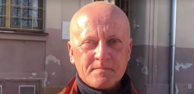 Lékař Hnízdil bez respirátoru burcuje ostatní: Čas petic skončil. Nadešel čas občanské neposlušnosti!