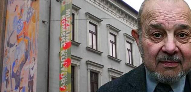 Romský aktivista: Doba je hodně špatná. Chybí mi tu Václav Havel