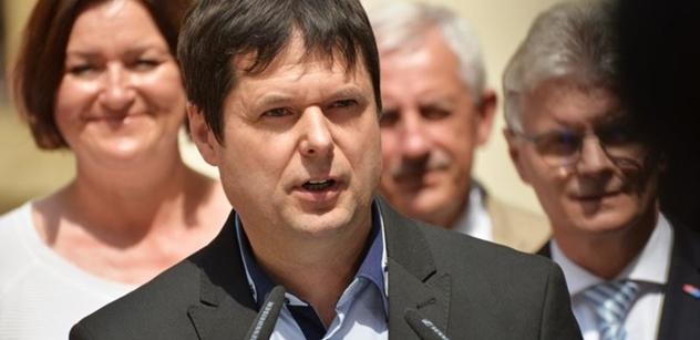 Honzárek (TOP 09): Jaromír Mašek je vnímán jako uznávaná a respektovaná persona