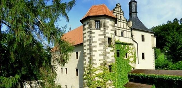 NPÚ: Na benešovském zámku budou mít děti vstup zdarma