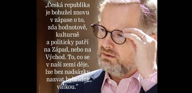 Fiala (ODS): Česká vláda hraje hru na řešení krize, ale...