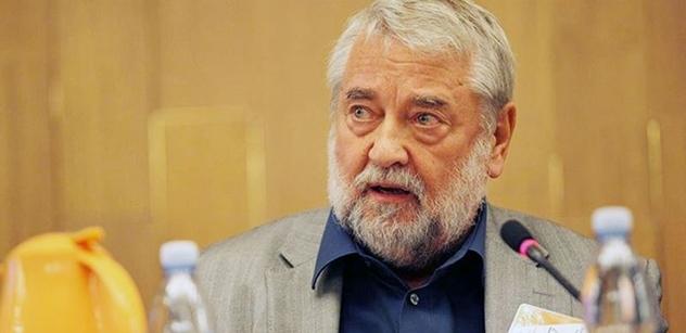 Protest! Trest za pravdu v ČR, píše Ben Kuras. A nemůže mlčet