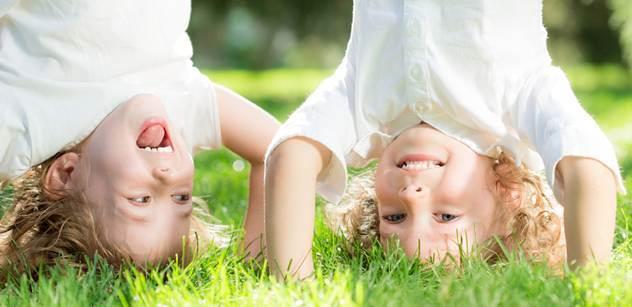 Rozvíjejte dětskou kreativitu už od útlého věku