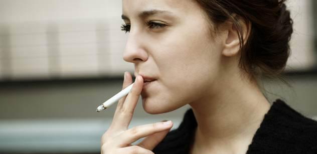 Kouření je příčinou mnoha závažných nemocí, přestaňte s ním