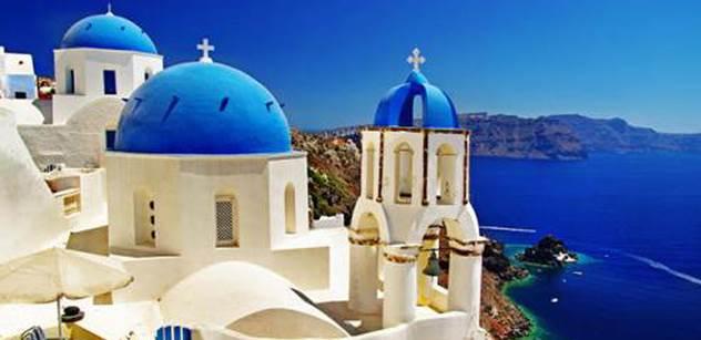 Merkelovou střelím mezi oči! Řecký ostrov nenávidí Němce a chce se mstít. Zbraně tu jsou mezi lidmi