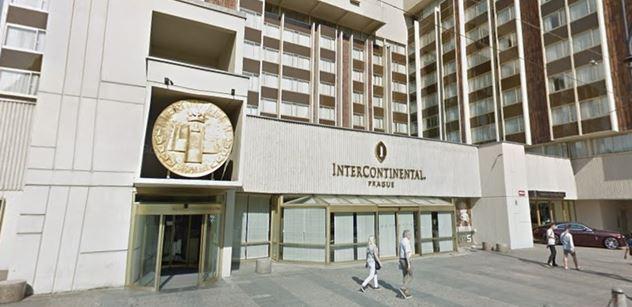 Okolí pražského InterContinentalu čeká velká proměna. Čeští majitelé plánují zásadní rekonstrukci