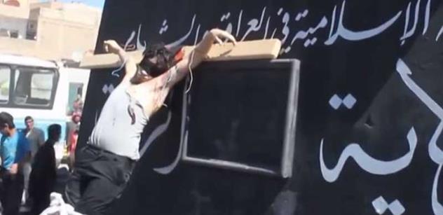 Začíná jít skutečně do tuhého. Teroristé z Islámského státu zaútočili už i ve Středozemním moři