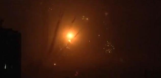 Trosky, požáry, mrtví. VIDEA z Izraele. Palestinský teror pokračuje, přišla odveta
