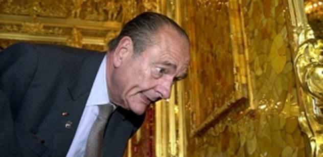 Vaše Věc: Jaques Chirac na Nobelovu cenu míru