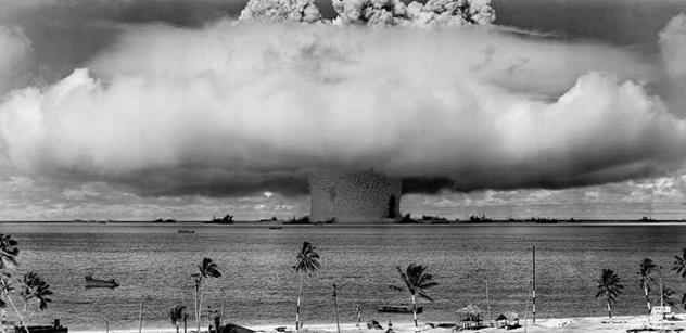 V Praze se bude diskutovat o jaderném odzbrojení