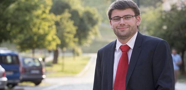 Jakob (TOP 09): Podpora podnikatelů, to, aby přežili, je naprosto klíčové pro budoucnost naší země