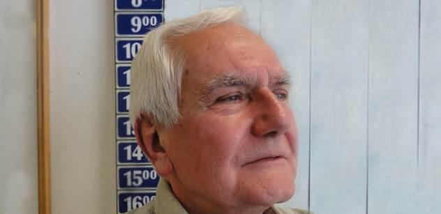 Bývalý poradce prezidenta Havla Šolc se stal čestným občanem Liberce