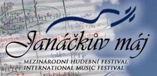 Janáčkův máj: Jarní koncert rozezní svatostánek