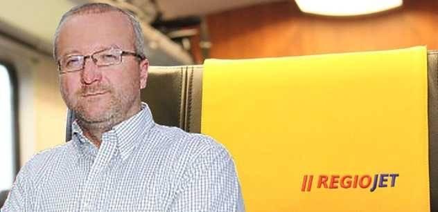 Podnikatel Jančura: Kalousek je zloděj, Rath také. A tohle jsou nosiči peněz