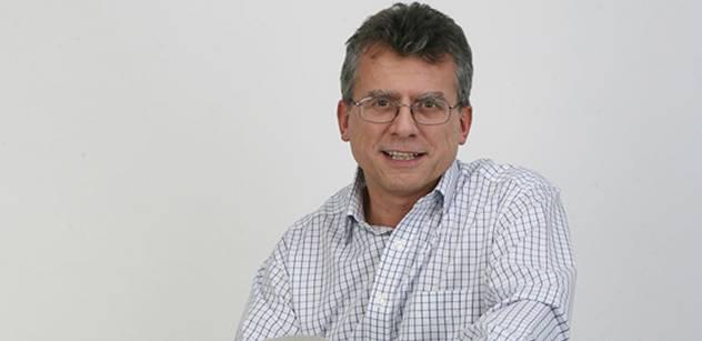 Manžel Peroutkovy vnučky Jan Kasl: Zeman se asi praštil do hlavy nebo prostě stárne