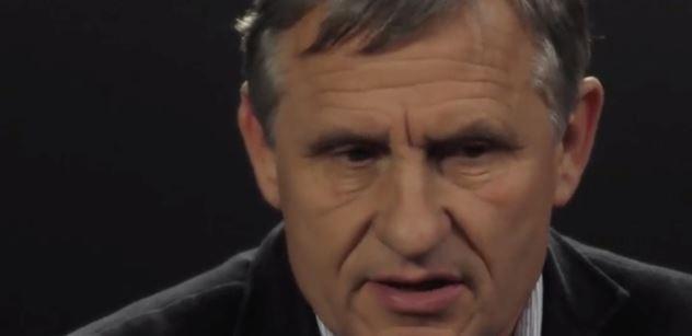Jiří Čunek o Milionu chvilek a Křečkovi. S humorem