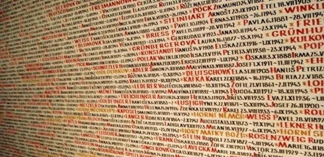 Lidé si připomenou oběti holocaustu předčítáním jejich jmen