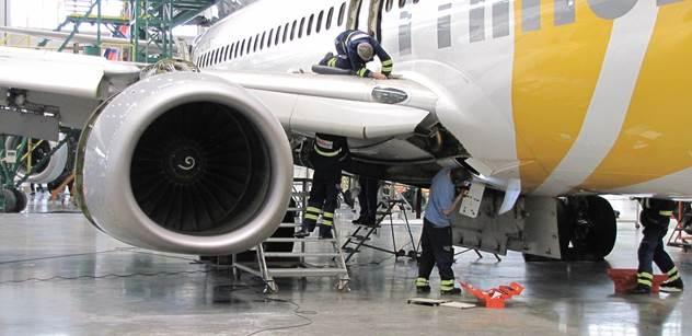 JOB AIR Technic se bude podílet na výstavbě i provozu údržbového hangáru v ruském Uljanovsku