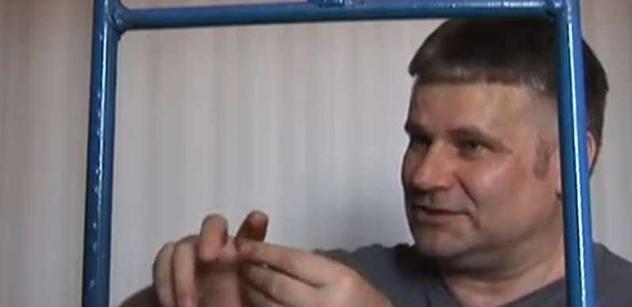 Jiří Kajínek se ve fiktivním dopise bojí, že ho spoluvězeň Rath okrade