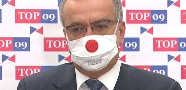 Kalousek (TOP 09): Pan premiér nechce zákon rozvolnit, on ho chce vypnout