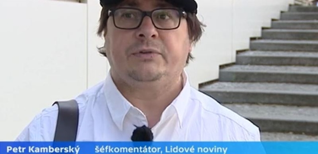 """Kamberský účtuje za Babiše. Předložil veřejnosti, co i ti """"inteligentní, vzdělaní a slušní"""" píší o premiérovi"""