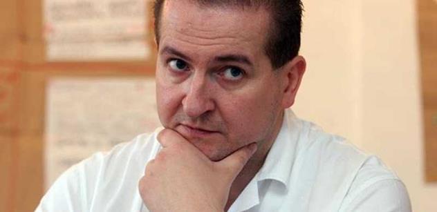 Kaňkovský (KDU-ČSL): To bylo na trestní oznámení pro šíření poplašné zprávy