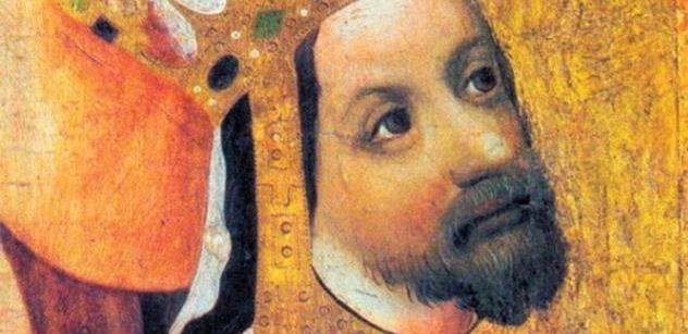 V Senátu byla představena výstava o Karlu IV., vrcholí oslavy 700. výročí narození císaře