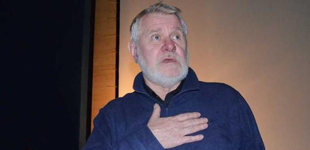 Štětina: Ukrajinci se brání, na rozdíl od nás v roce '68. Smekám před nimi. Spousta politiků nechápe, oč jde