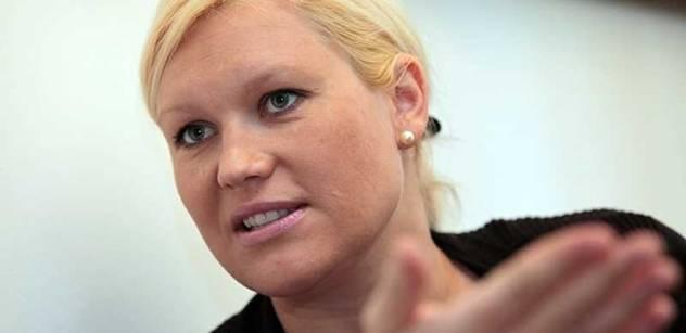Poslankyně Kaslová po porodu: Češi se budou mít díky této vládě lépe