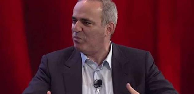 Garry Kasparov se emotivně vyjádřil ke smrti Borise Němcova. Krev má prý na rukou Putin, diktátoři to dělají přesně takto