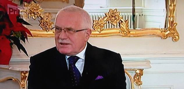 Partie prezidenta Klause: Jak jste přišli na to, že se budete mít líp?
