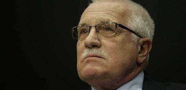 Komunisté zhrozeni: Klaus umožnil prolomení Benešových dekretů