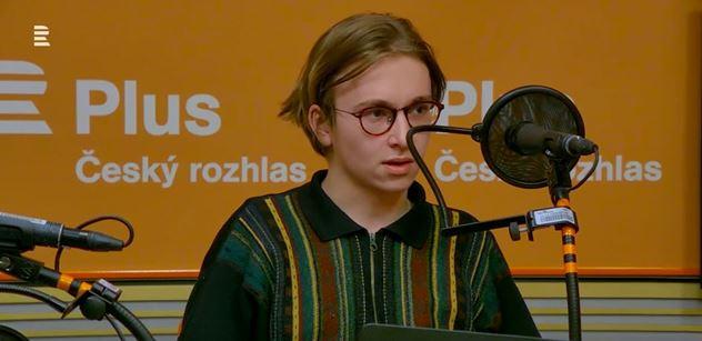 S Jaklem se bavit nebudu! Student bojující za klima odmítl televizní duel